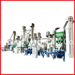 30-40t/Day Small Rice Milling Equipment pictures & photos