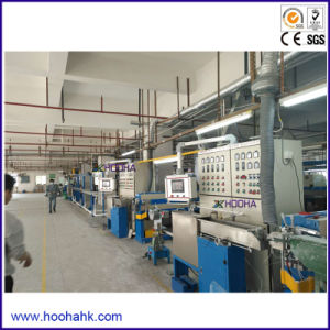 High Quality PE Physical Foaming Cable Machine pictures & photos
