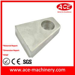 Aluminum High Precison Machinery Part 055 pictures & photos