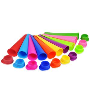 Plastic Popsicle Mould Factory Silicone Ice Cream Sticks Popsicle Stick pictures & photos