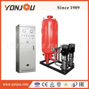 Multistage Vertical Pipe Pump, Fire Fighting Jockey Pump, Stainless Steel High Pressure Water Pump pictures & photos