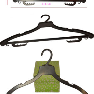Cheap Hotel Shirt Plastic Hanger Custom pictures & photos
