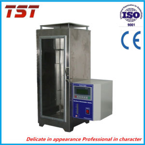 Vertical Flammability Tester Machine pictures & photos