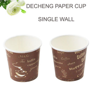 Wholesale Disposable 4 Oz Paper Coffee Cup Supplier pictures & photos