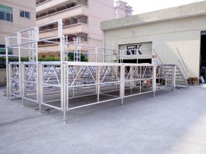 Portable Aluminum Stage Platform for School Event Performance/Outdoor Event pictures & photos