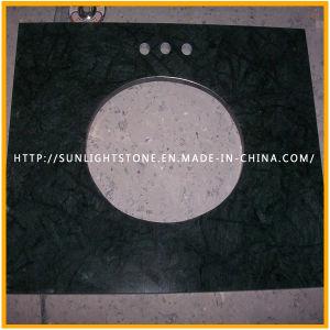 Natural Marble/Granite/Quartz Stone Vanity Top for Bathroom pictures & photos