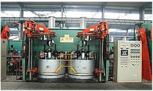 Mechanical Double Mold Tire Shaping and Curing Press pictures & photos