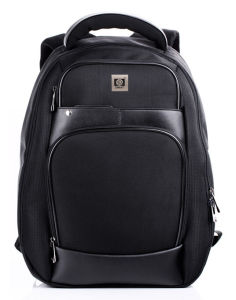 Black Modern Laptop Computer Notebook iPad School Backpack Bag pictures & photos