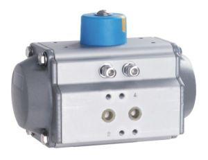 Double Acting Aluminium Body Pneumatic Actuator (AT40-AT300)