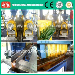 Small Hydraulic Plate and Frame Cooking Oil Filter Machine pictures & photos