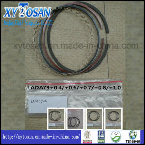Topquality Piston Ring for Heavy Truck Lada Cummins Cat Hino pictures & photos