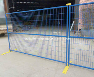 Professional Canada Standard Temporary Construction Fence/Portable Fence Panels for Events pictures & photos