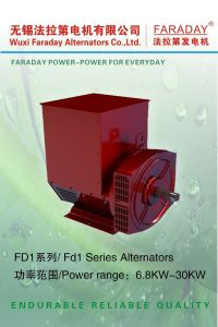 Faraday Alternator Brushless AC Generator, Stamford Type 16kVA/12.8kw pictures & photos