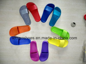 OEM/ODM Colorful EVA SPA Slipper (21bzy1608) pictures & photos