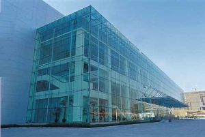 Commercial Building Tempered Spider Glass pictures & photos