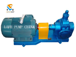Ycb High Efficient Energy Saving Arc Gear Oil Pump pictures & photos