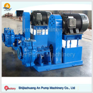 Am Series Heavy Duty Mining Slurry Pump Centrifugal Horizontal Sludge Pump Factory Produce pictures & photos