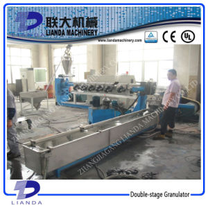 Plastic Double Stage Granulator