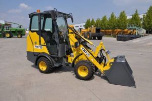 Yn725 Yineng Mini Wheel Loader 25kw pictures & photos