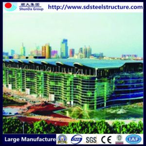 China Wholesale Pre Engineering Residential Building Steel Structure Shed pictures & photos