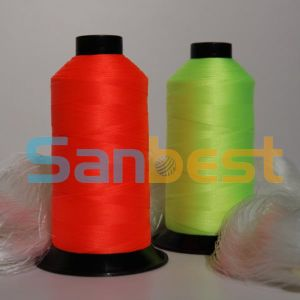 100% High Tenacity Polyester Multi-Filaments Sewing Thread for Leather Footwear pictures & photos