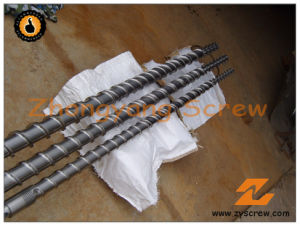 PE/ HDPE/ LDPE Single Screw and Barrel pictures & photos
