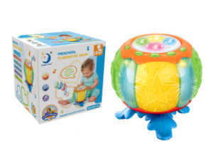 Plastic Toy Baby Drum Toy (H0940615) pictures & photos