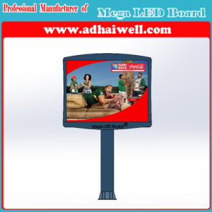 SMD pH8 Mega LED Board Advertising Digital Billboard pictures & photos