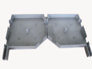Aluminum Moulded End Covers for Roller Shutter pictures & photos