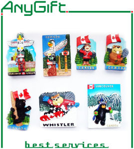Polyresin Magnet with Customized Size and Logo 28 pictures & photos