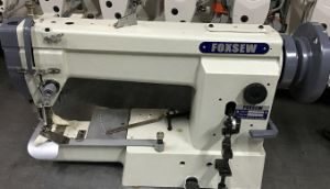 Sleeve Attaching Sewing Machine for Suits pictures & photos