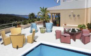 Stackable Outdoor Garden Wicker Chair pictures & photos