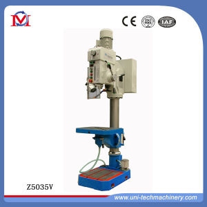 Vertical Drilling Machine with Stepless Speed Z5035V pictures & photos