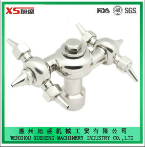 Stainless Steel 360 Degree Cleaning Tank Rotating Jet Nozzle pictures & photos