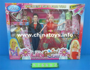 Beautiful Plastic Dolls for Girl Toys (876602) pictures & photos