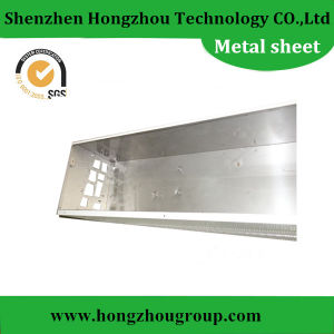 Precision Steel Sheet Metal Cover Parts pictures & photos