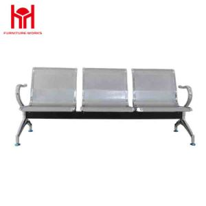High Quality Steel 3-Seater Airport Waiting Chair pictures & photos