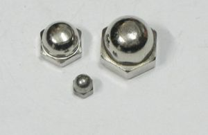 Flange Nuts and Cap Nuts pictures & photos