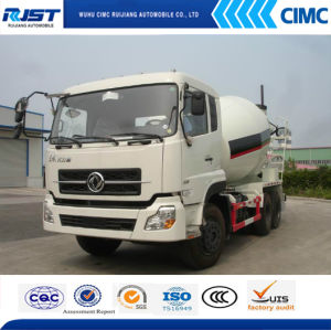 6X4 Dongfeng Concrete Mixer Truck/Cement Mixer/Plant pictures & photos