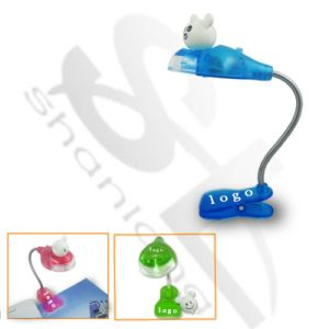 Promotional Well Clip Book Light