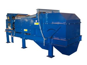 Eddy High Efficiency Current Magnetic Separator/Magnetic Machine for Rare/Fe/Iron Ore Plant pictures & photos