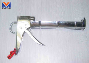 Chrome Plated Barrel Type Caulking Gun pictures & photos