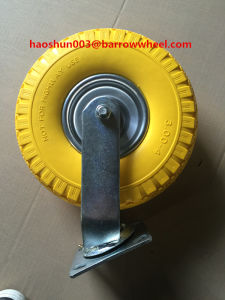 Swivel Caster with PU Wheel 300-4 pictures & photos