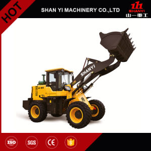 Construction Machinery New Condation Loaders\Wheel Loader \Front Loader pictures & photos