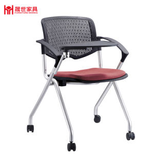 Best Quality Cheap Four Leg Office Chair pictures & photos