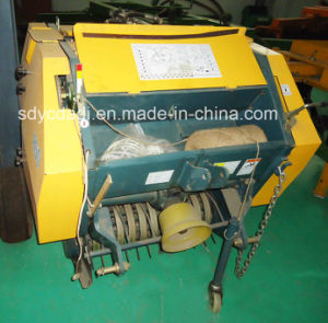 Large Cylindrical Pick-up Baler pictures & photos