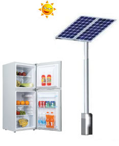 12V 24V Solar Refrigerator / Solar Fridge pictures & photos