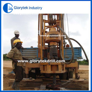 Truck Mounted Drill Rig for Water (Gliii) pictures & photos