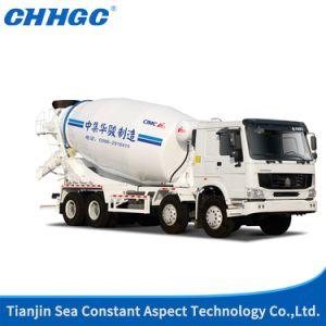 Sinotruk Concrete Mixer Truck 7 pictures & photos