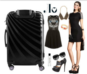 Hardshell ABS+PC Luggage Case Carry on Luggage with 4 Wheel pictures & photos